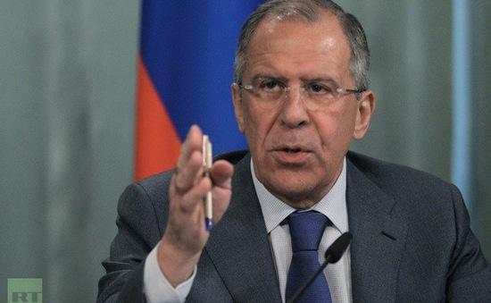 Nga cảnh báo Ukraine không sử dụng vũ lực tại miền Đông