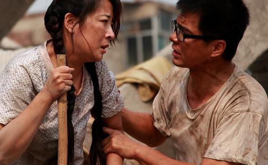 """Đường Sơn đại địa chấn: Chi phí """"khổng lồ"""" dành cho bối cảnh phim"""
