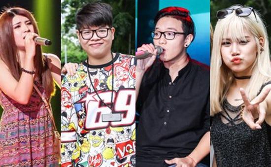 Top 4 Giọng hát Việt 2015 tụ hội ở Cuộc sống thường ngày trước giờ G
