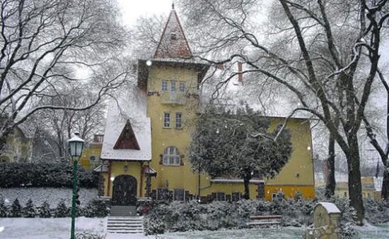 Lâu đài Fried của người Việt được chọn vào lịch Hungary