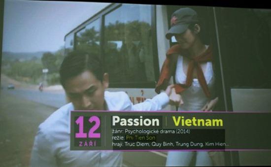 """Phim """"Đam mê"""" tham dự LHP ASEAN tại Praha"""