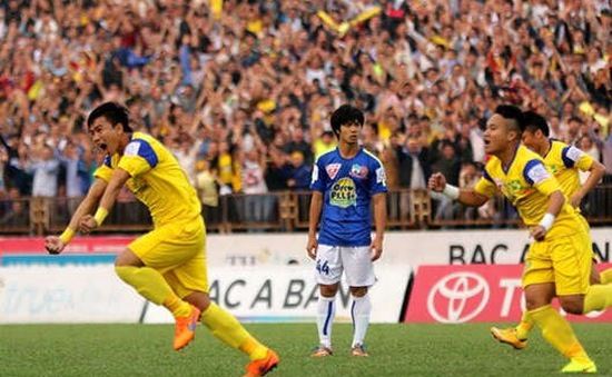 Vòng 11 V-League 2015: Những trận cầu tâm điểm