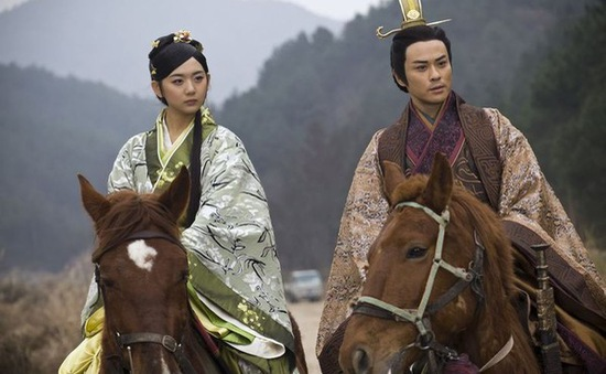 """Phim Trung Quốc """"Tây Thi tình sử"""" trở lại trên VTVcab 7"""