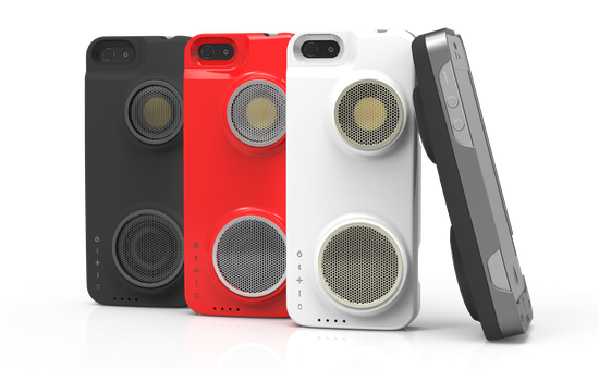 """Peri ra mắt """"quà giáng sinh"""" cho iPhone 6S với pin 3.000 mAh, loa không dây"""