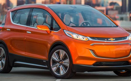 NAIAS 2015: Chevrolet Bolt EV - Xe điện điều khiển bằng smartphone