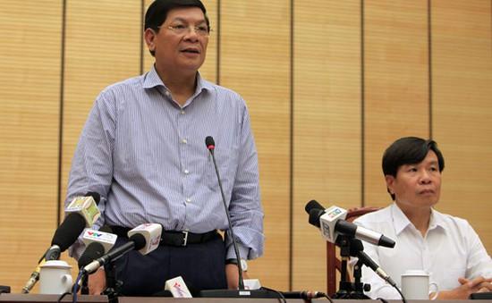 Hà Nội họp báo về dự án thay mới 6.700 cây xanh
