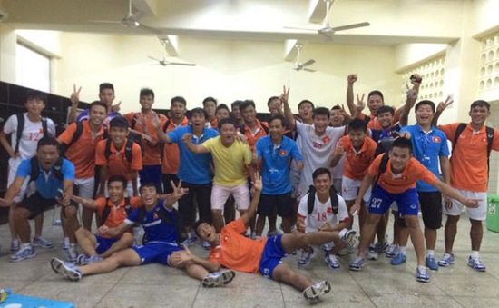 Lãnh đạo VFF tuyên bố thưởng nóng U19 Việt Nam