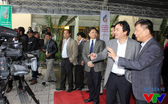 Đài THVN bàn giao xe truyền hình lưu động cho tỉnh Quảng Bình