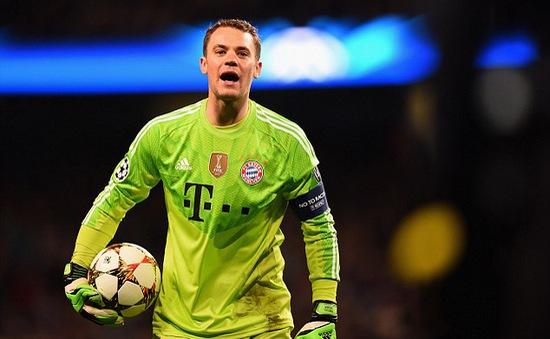 """Quá """"nhàn hạ"""", Neuer đi vào lịch sử Bundesliga"""
