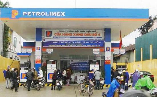 12 cửa hàng xăng dầu phân phối xăng E5 ở Thừa Thiên-Huế