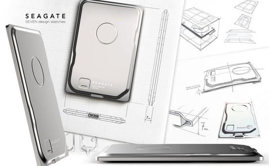Seagate sẽ ra mắt ổ cứng di động siêu mỏng tại CES 2015