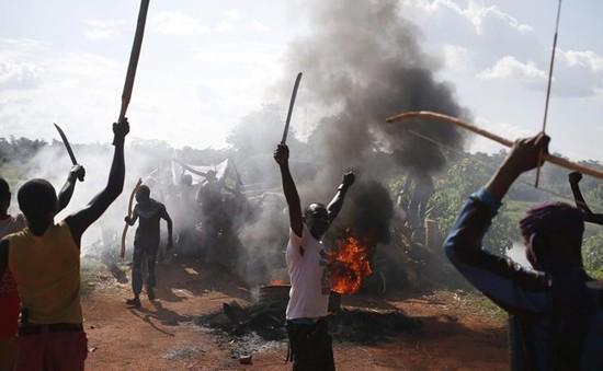 Trung Phi: Đụng độ khiến 120 người thương vong