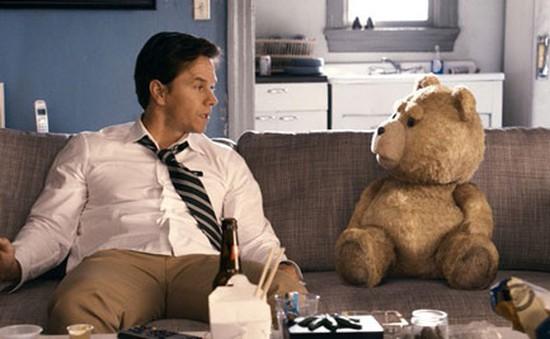 Gấu Ted trở lại màn ảnh trong mùa hè 2015