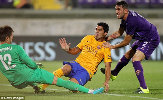 Vắng Messi, Barcelona nhận thất bại thứ 3 liên tiếp