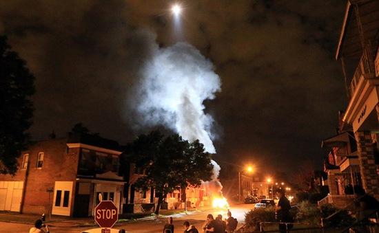 Mỹ: Cảnh sát bắn chết 1 thanh niên da màu, biểu tình nổ ra