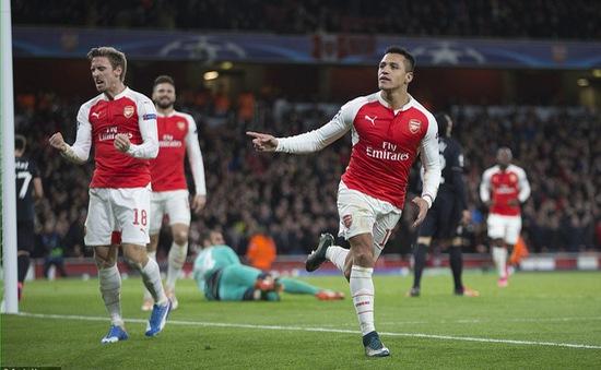 Champions League 2015/16 rạng sáng 25/11: Arsenal thoi thóp, Barca, Zenith chắc suất đi tiếp