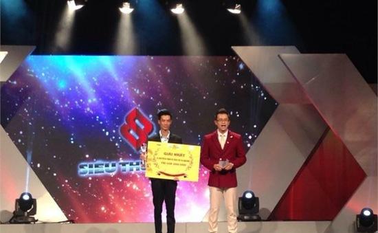 Quảng Minh giành ngôi quán quân Siêu thủ lĩnh 2014