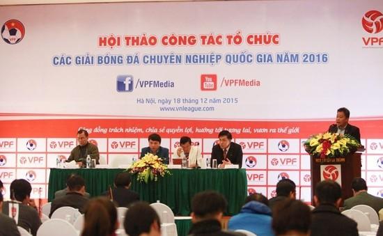 Quyết tâm làm trong sạch các trận đấu bóng đá Việt Nam