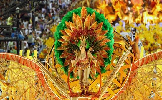 Đón mùa lễ hội ngọt ngào và sôi động của thế giới trong tháng 2