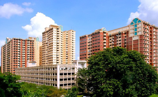 Nhà ở công - Chính sách an sinh tốt nhất tại Singapore