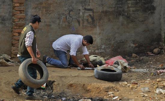 Bangladesh bắt giữ 7 đối tượng tình nghi là phiến quân