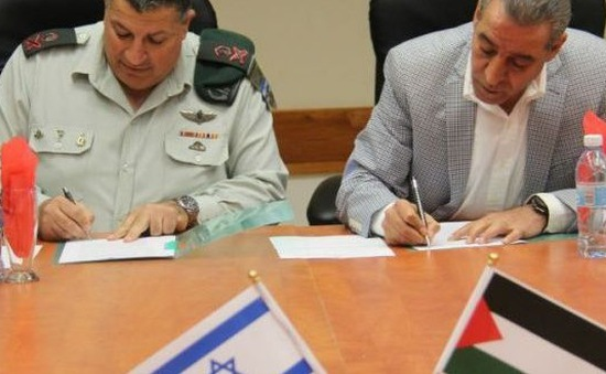 Israel – Palestine ký thỏa thuận lắp đặt mạng di động 3G