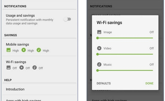 Tiết kiệm 3G với ứng dụng Opera Max trên Android