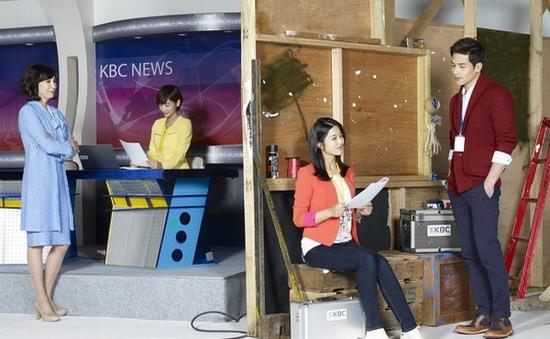 Tìm lại yêu thương: Phim hay với bối cảnh đài truyền hình Hàn Quốc
