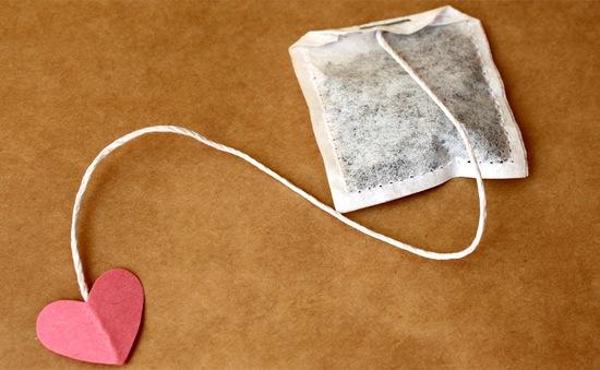 6 công dụng tuyệt vời của túi trà lọc