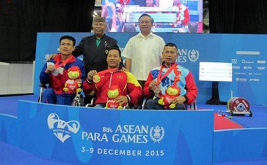 ASEAN Paragames 2015: Đoàn thể thao Việt Nam phá 16 kỷ lục
