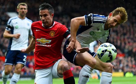 """Chuyển nhượng 2/7: Man Utd đang âm thầm """"tống khứ"""" Van Persie?"""