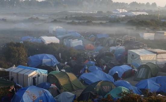 Mùa đông đến gần, Pháp cam kết hỗ trợ người di cư