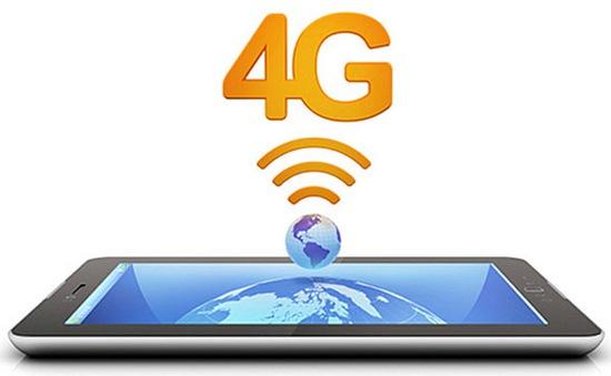 Mạng 4G sẽ đạt 4,1 tỷ thuê bao vào năm 2021