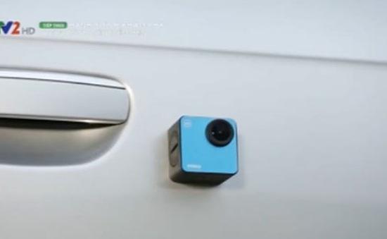 Mokacam - Máy quay phim 4K nhỏ nhất thế giới