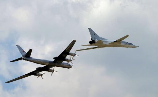 Nga triển khai máy bay ném bom chiến lược tới Syria