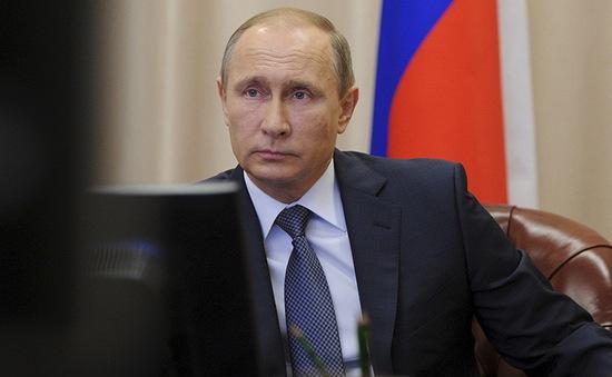 Tổng thống Putin ký sắc lệnh trừng phạt kinh tế Thổ Nhĩ Kỳ