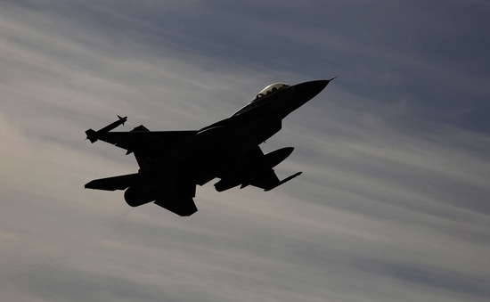 Rơi máy bay chiến đấu của Bahrain tại Saudi Arabia, phi công sống sót