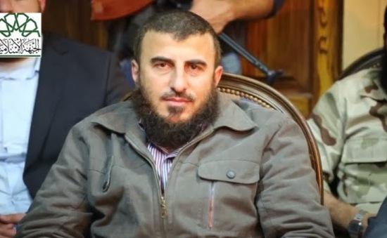 Thủ lĩnh phiến quân Syria thiệt mạng trong cuộc không kích