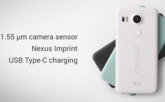 Nexus 5X và 6P của Google ra mắt thị trường