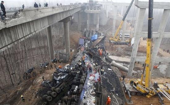 Vụ nổ tại Trung Quốc: Số người thiệt mạng tiếp tục tăng