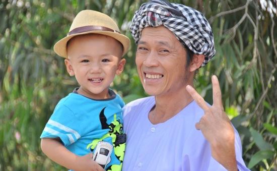 Hoài Linh đóng vai ông ngoại trong phim mới