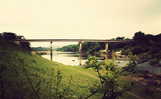 Những cây cầu nghĩa tình nơi vùng núi Quảng Nam