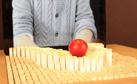 Ấn tượng công nghệ giả lập tương tác từ xa của MIT