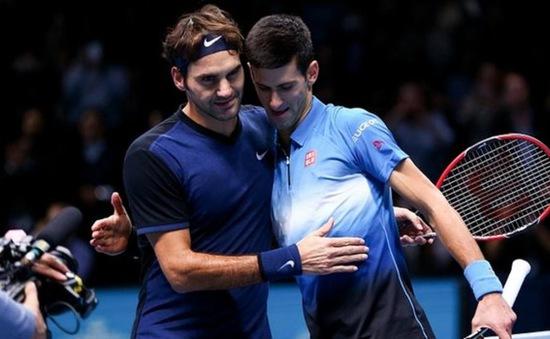ATP World Finals 2015: Federer, Djokovic 'dắt tay nhau' vào bán kết