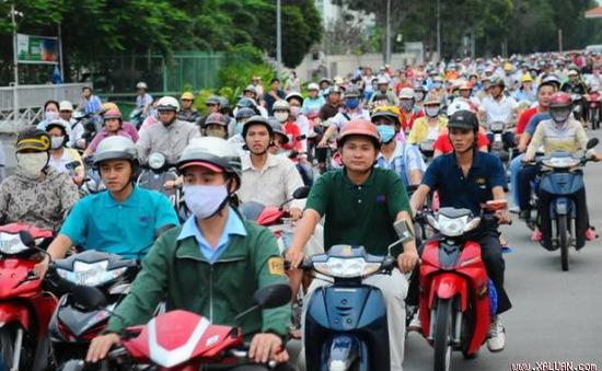 Khánh Hòa dừng thu phí đường bộ đối với xe máy