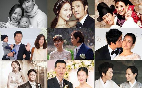 Sao Hàn náo nức lên chức bố mẹ trong năm 2015