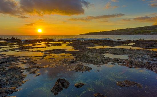 Ngâm mình trong Top 5 vũng biển tuyệt đẹp ở Hawaii