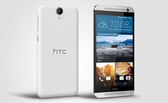 HTC One E9 dual sim: Hiệu suất mạnh mẽ và đa tiện dụng