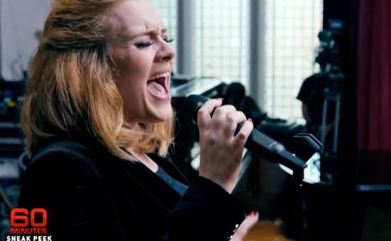Sau Hello, 'họa mi nước Anh' Adele công bố thêm ca khúc mới