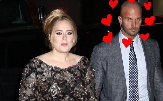 Vệ sĩ nóng bỏng của Adele khiến các cô gái 'tan chảy'